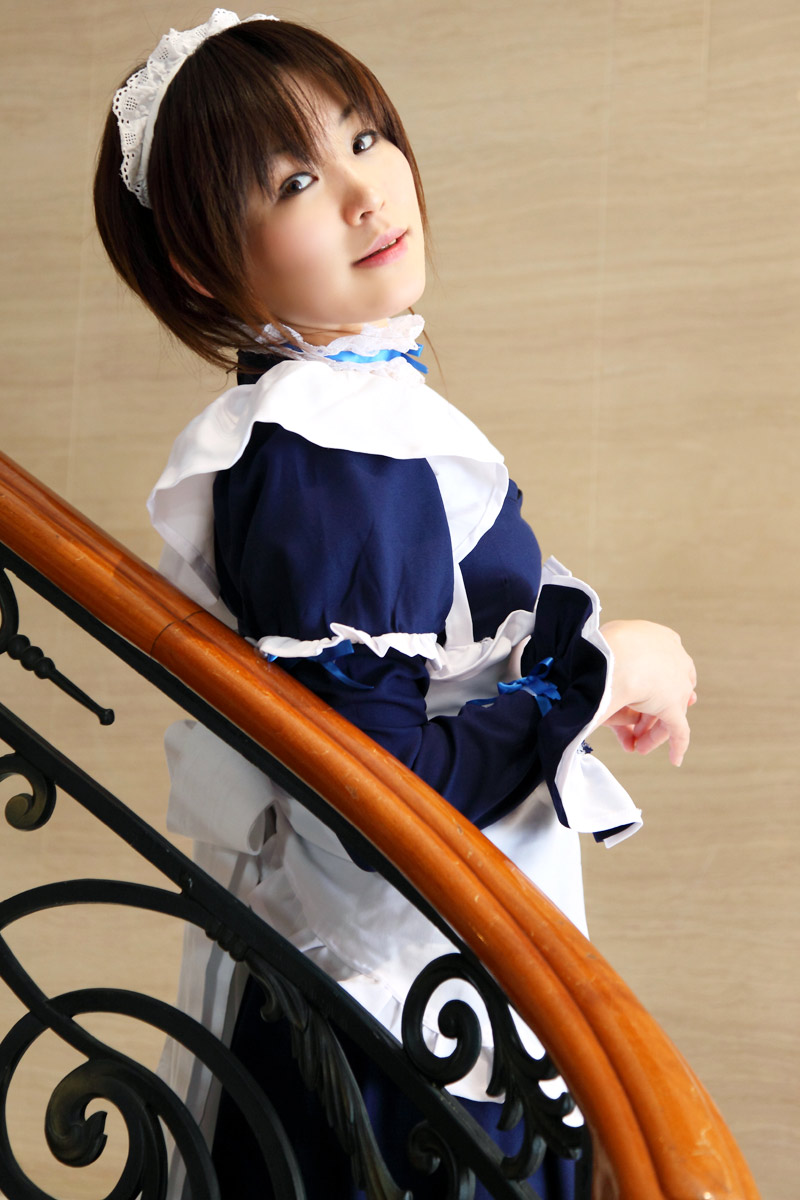 5 Japanese Maid Girls Cosplay Fuck, Free Porn 26: