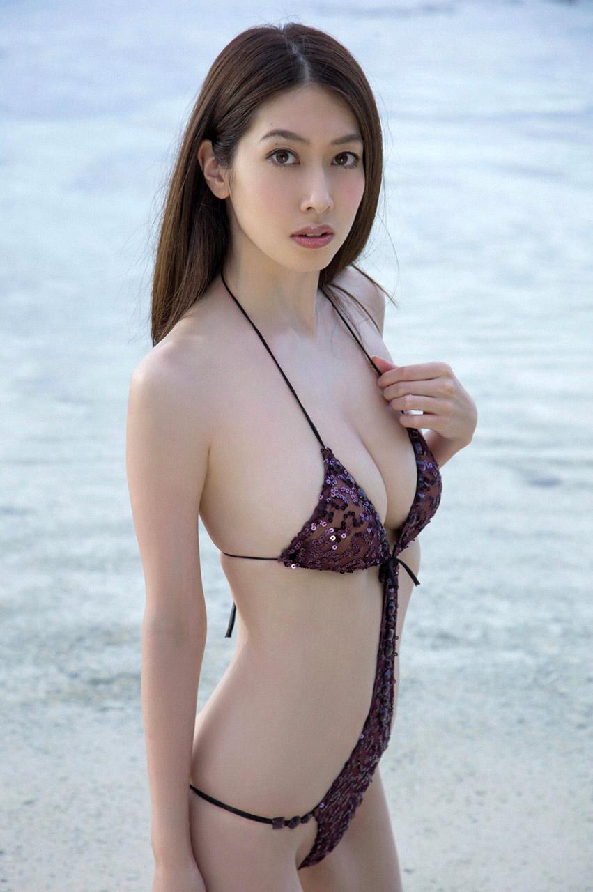 Pity, that Korea girl in bikini share