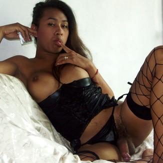 Sexy Asian Ladyboy