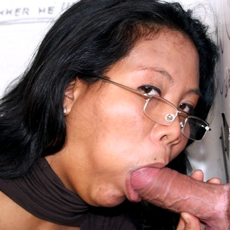 Sucking Asian