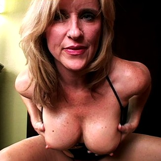 Beautiful Milf Gives Jerk Off Instruction