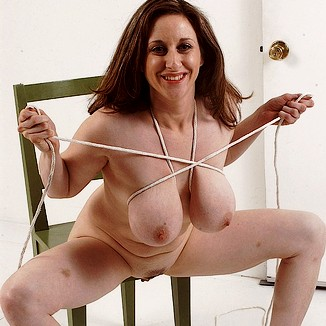 Kitty Lee Roped