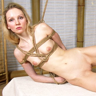 Blond And Helpless
