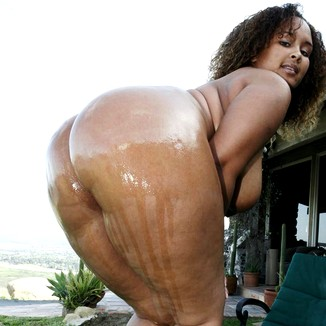 Fat Wet Booty Nasty Black Phat Slut