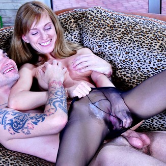Anal Pantyhose Rosa Marcus