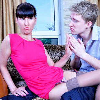 Anal Lady Madeleine Connor