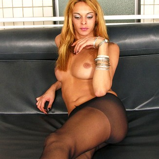 Shemale Pantyhose Camilly