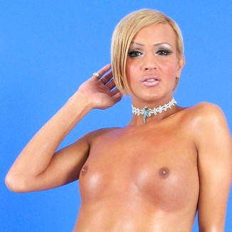 Tranny Blondie Johnson