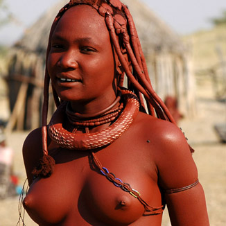 Shoking Tribes Babe