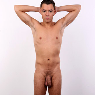 Czech Gay Casting Zdenek