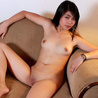 Asian School Girl