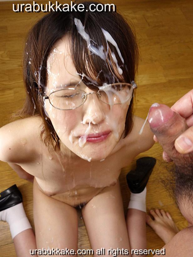 Bukkake in japan